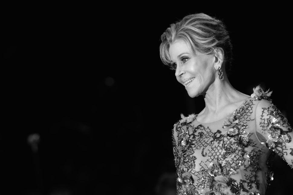 Jane Fonda: 'I'm Not Afraid of Death'