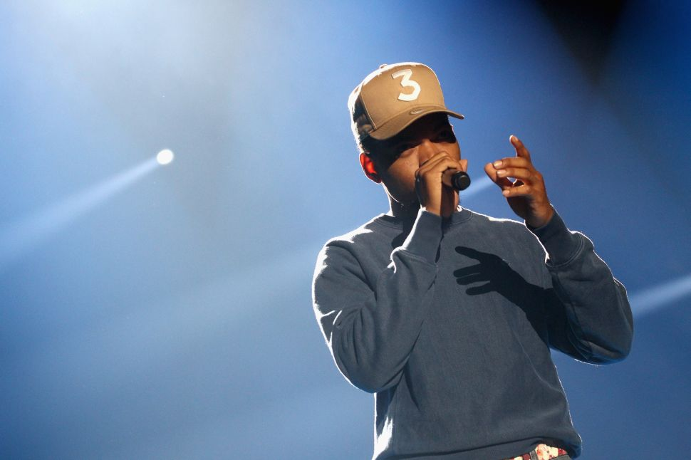 Chance the Rapper Wants You to See 'Marshall' So Badly He Bought All Your Tickets