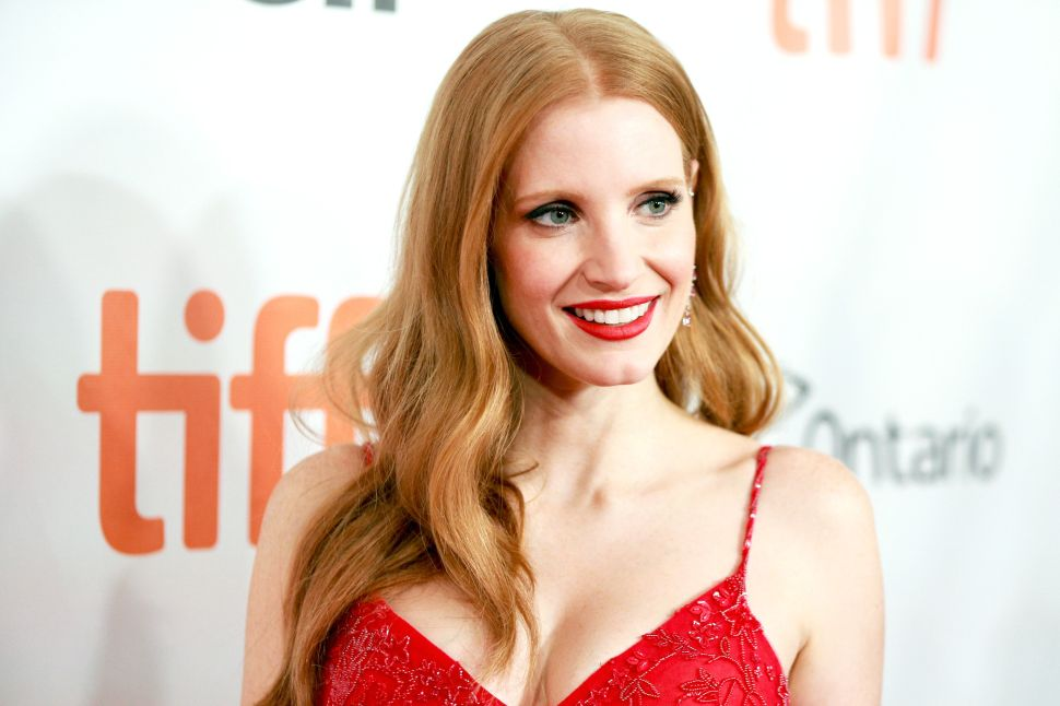 Is Jessica Chastain's 'Woman Walks Ahead' the Next Must-See Movie?