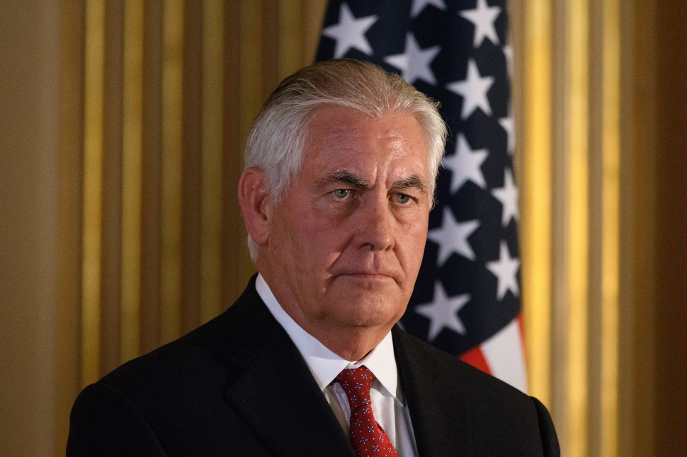 On North Korea, Tillerson Takes One Step Forward While Trump Takes 10 Backward