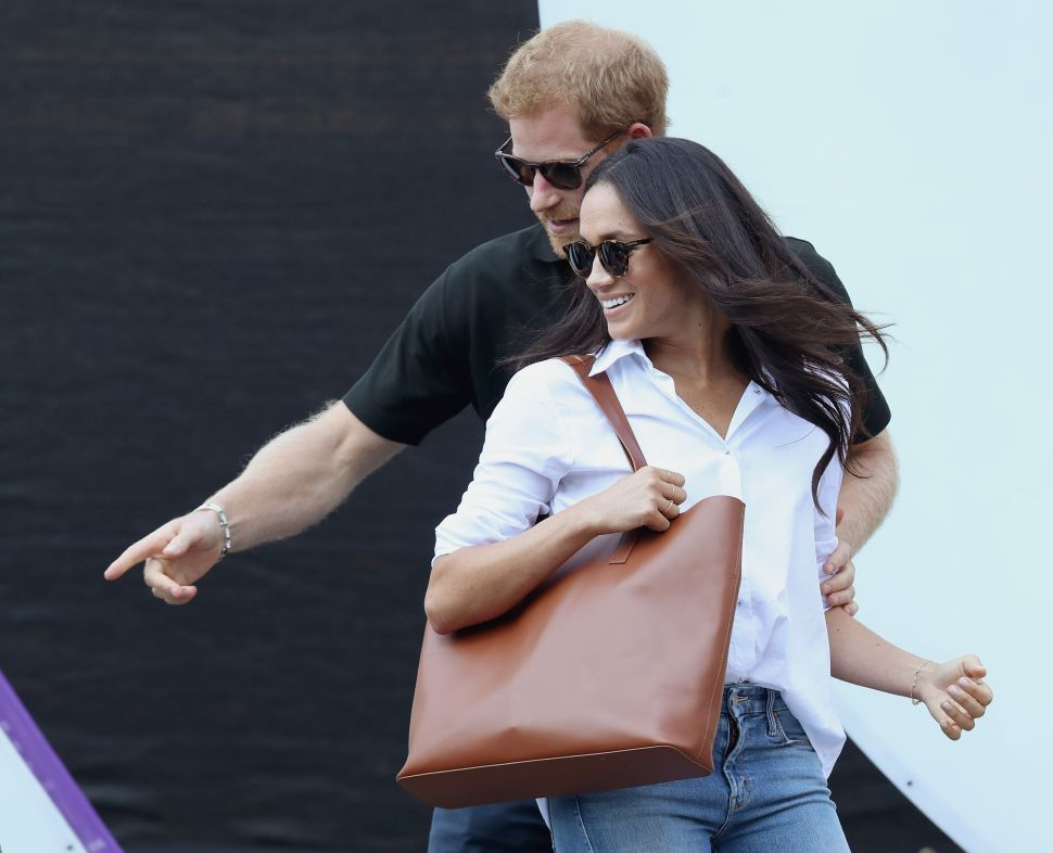 Meghan Markle Might Be Getting Princess Lessons From Prince Harry