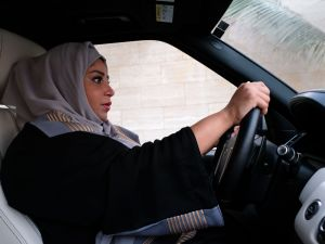 Saudi Arabia announced to allow women to drive for the first time. The change will take effect in June 2018.