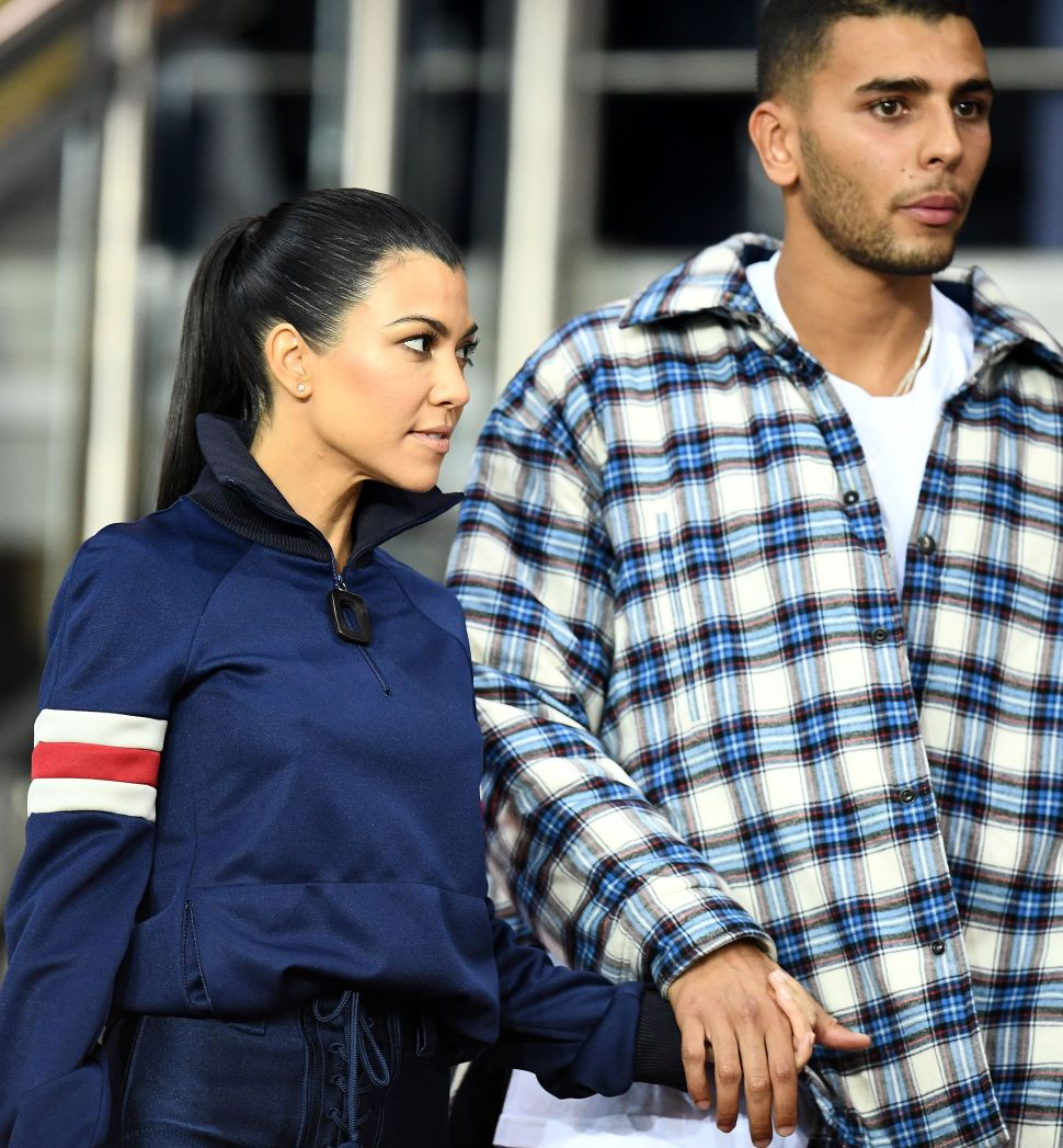 Kourtney Kardashian Spent Date Night at the Best Greek Spot in Malibu