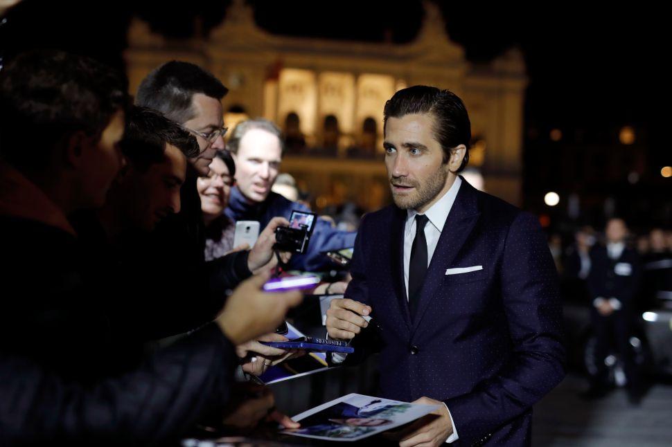 Jake Gyllenhaal Is Now a Calvin Klein Model