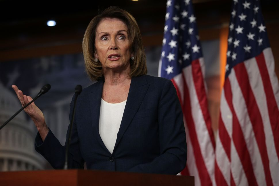 Pressure Mounts for Nancy Pelosi and Other Democratic Leaders to Step Down