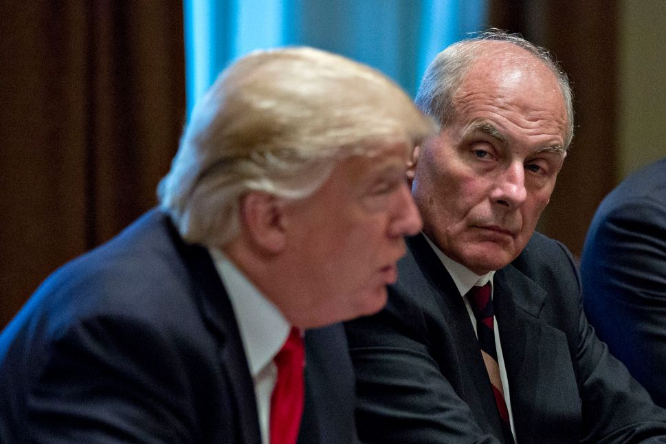Donald Trump Invokes Death of John Kelly's Son for Political Purposes