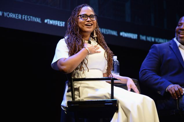 Ava DuVernay Worried 'A Wrinkle in Time'