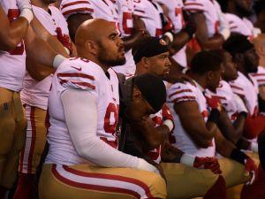 NFL TV Ratings National Anthem Protest