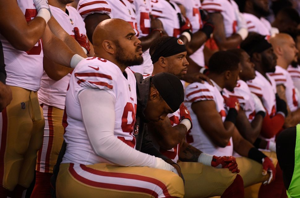 NFL TV Ratings Down Nearly 8% Amid National Anthem Kneeling—But Why?