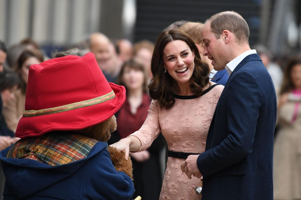 Kate Middleton Was Caught Dancing With Another Man