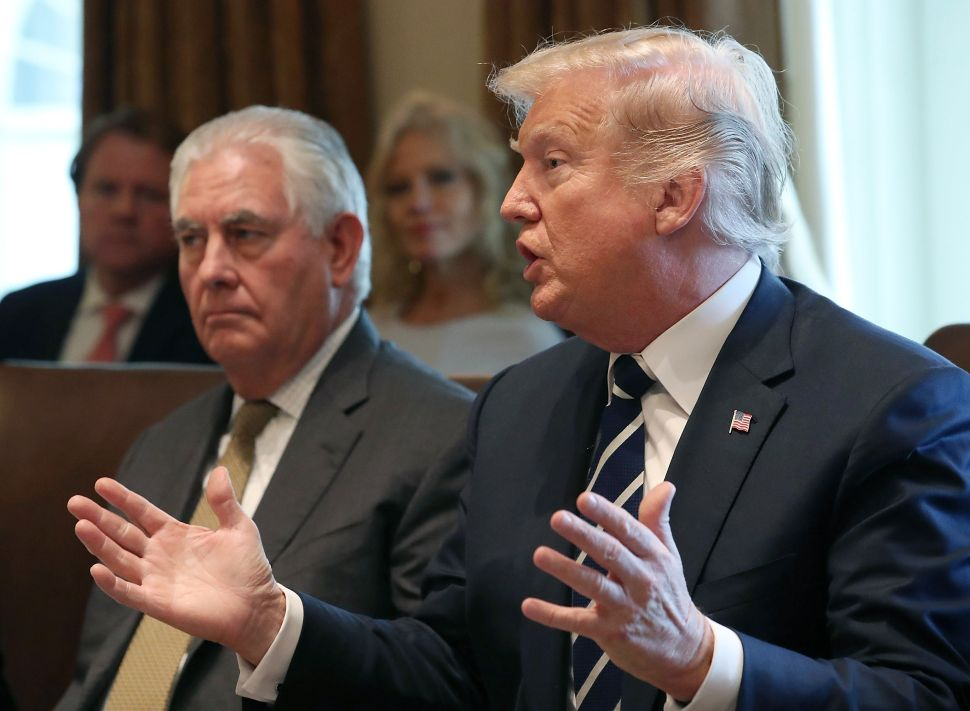 Tensions Tighten Ahead of Trump's First Visit to China