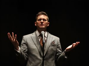 Richard Spencer was among the Twitter users who lost their verified status.