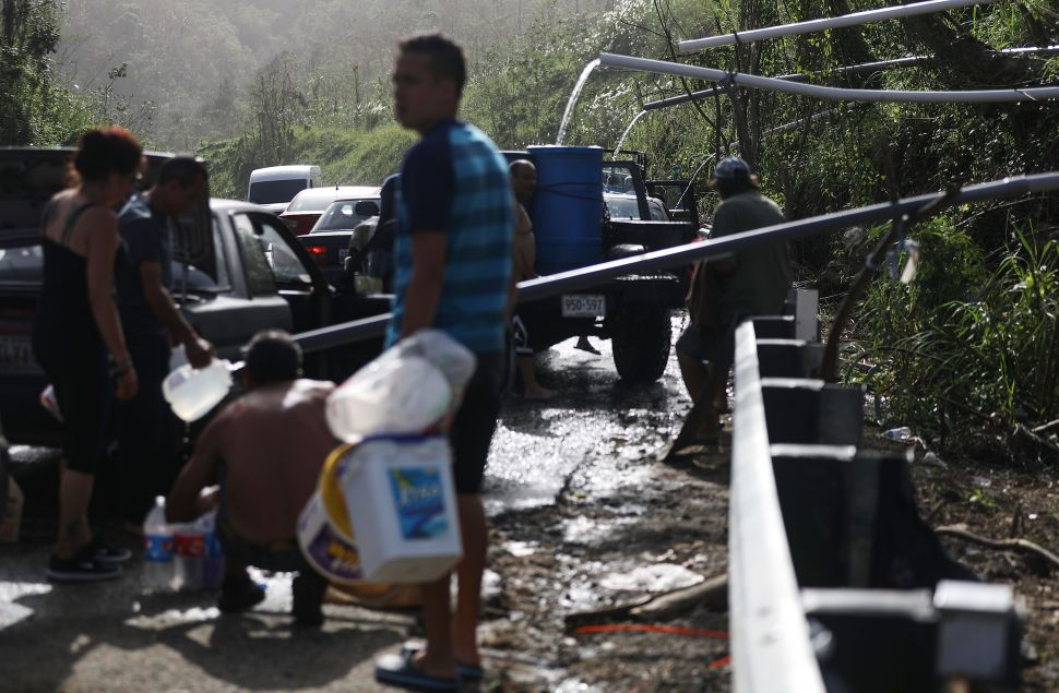 EPA Looks the Other Way as Puerto Rico Marinates in Toxic Waste