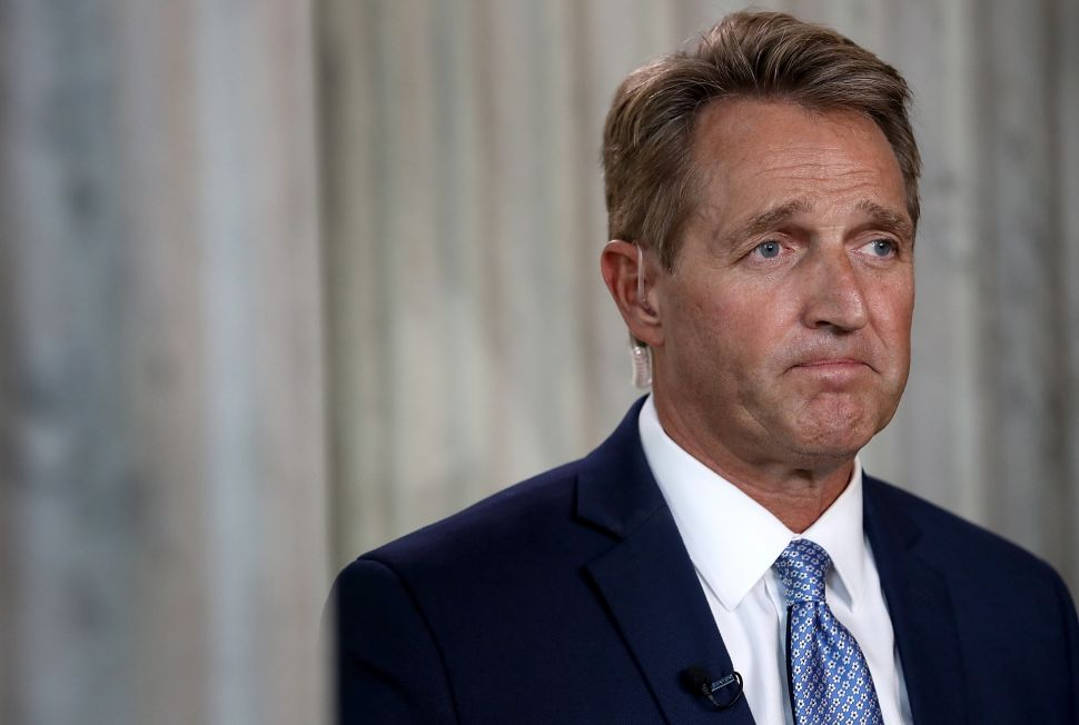 Jeff Flake: A Lesson for Conservatives in What Not to Do