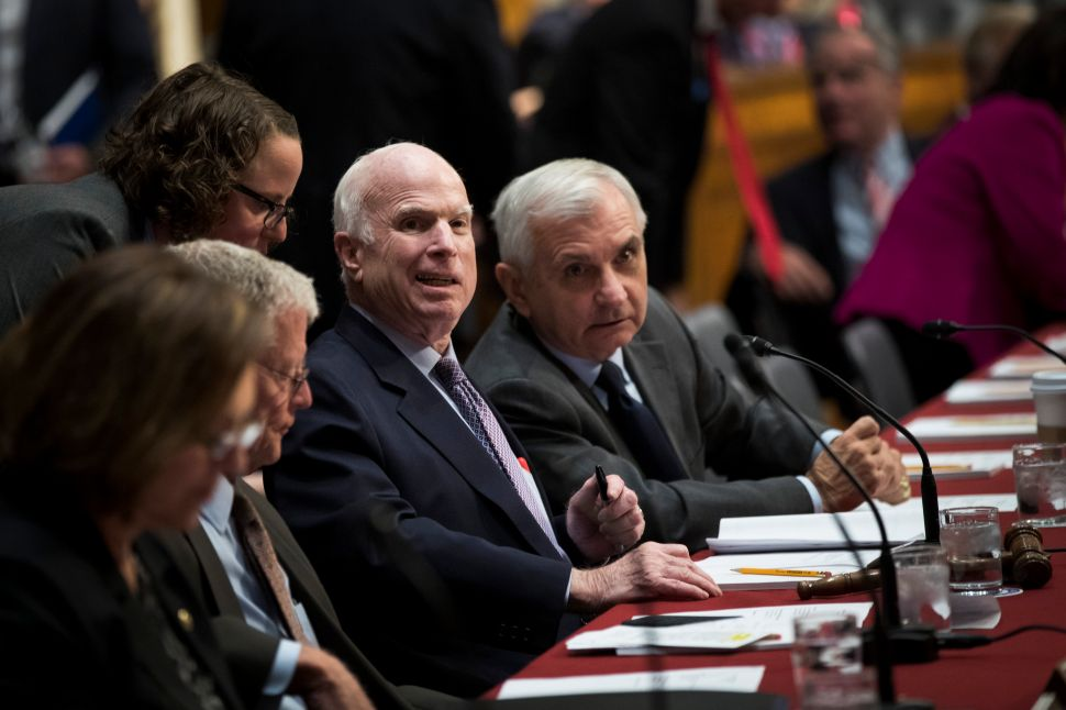 Congress Weighs Defense Measure That Would Increase Reliance on Russia