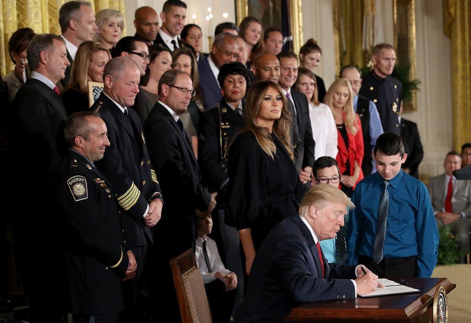 Trump Declares Opioid Epidemic a 'National Public Health Emergency'