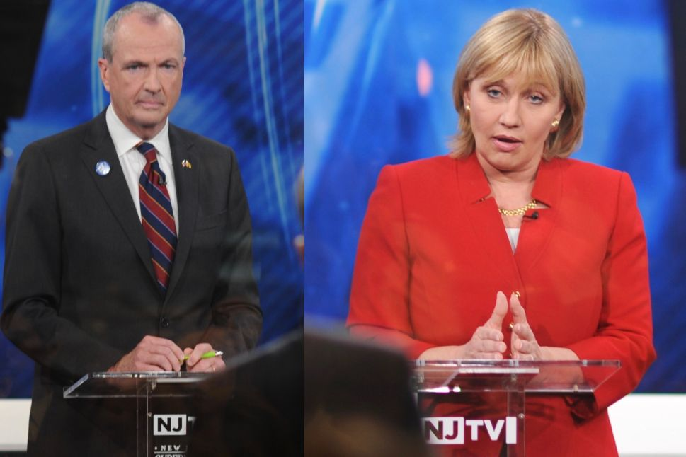 Live Blog: Guadagno and Murphy Debate for the First Time