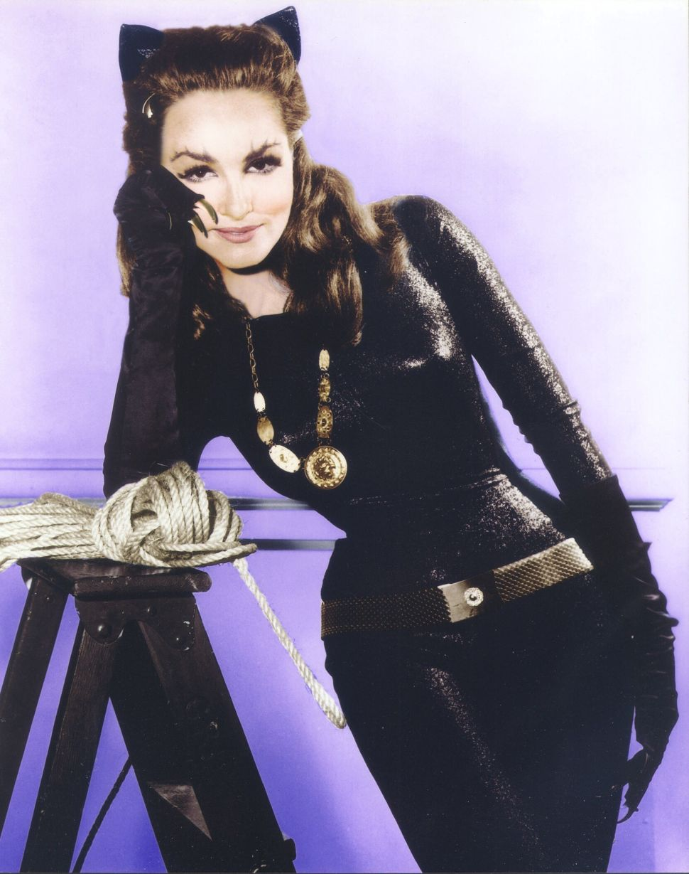 Original Catwoman Julie Newmar Talks Old Hollywood and Why She's Glad It's Changing