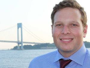 Politics reporter Ross Barkan is running for a state Senate seat in Brooklyn.