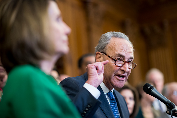 Schumer Hopes to Have DACA Deal by End of Year