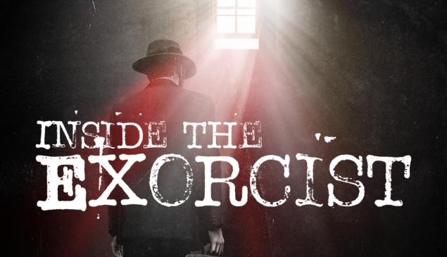 Inside the Exorcist podcast poster.