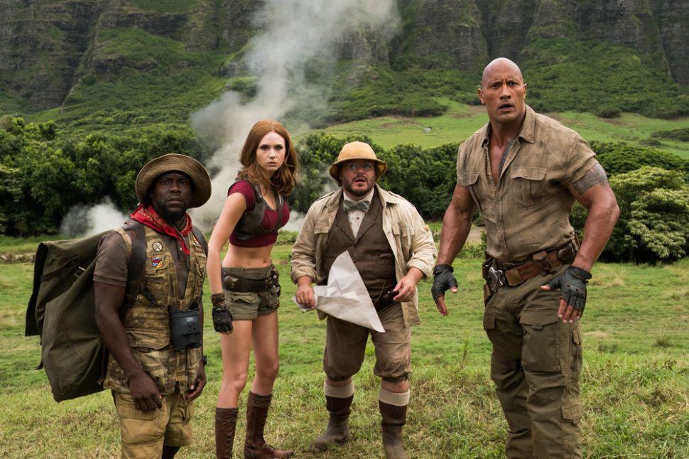 Dwayne Johnson's 'Jumanji' Will Honor Robin Williams and the Original Movie
