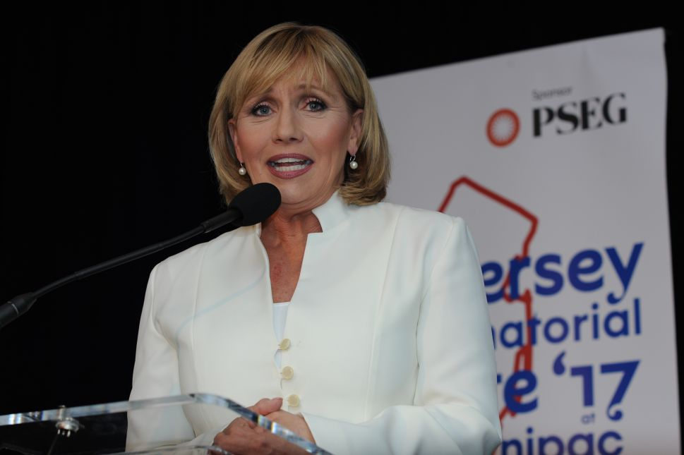 Guadagno Criticized for Incendiary Attack Ad on Murphy