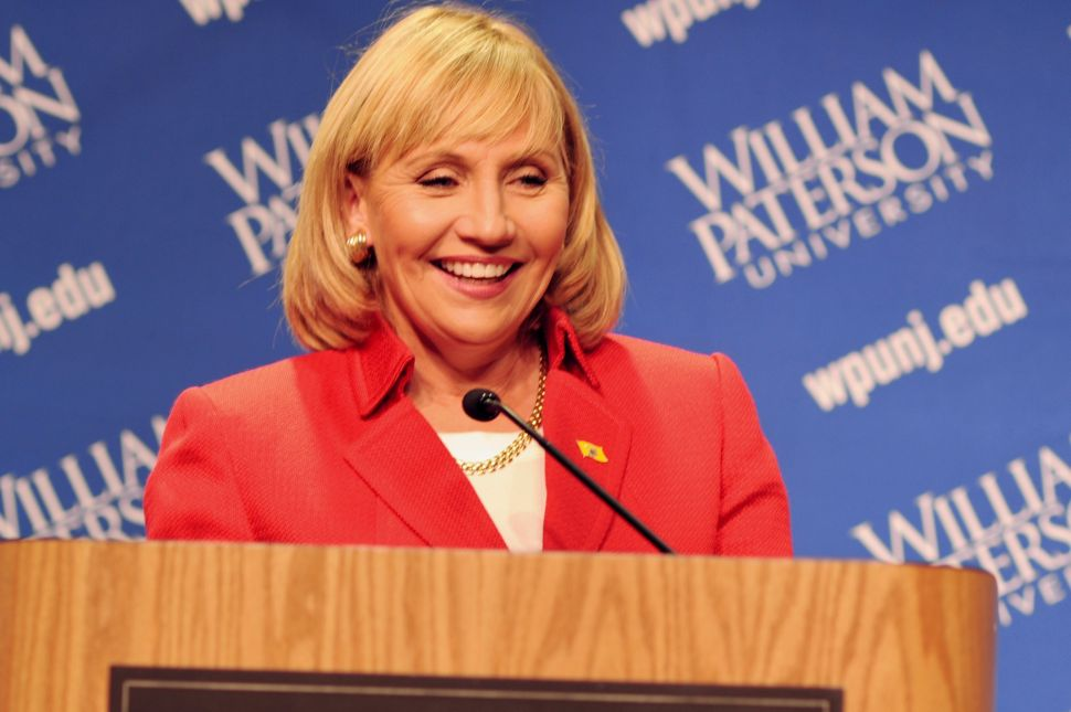 Guadagno, Murphy Both Vow to Hire More Women If Elected