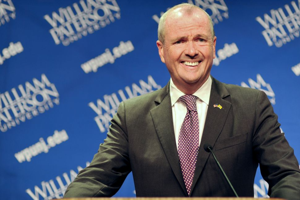 Phil Murphy Says He Doesn't Know the Cost of Raises for State Workers
