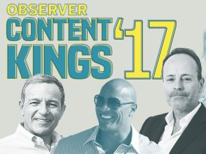 Observer Content Kings 2017