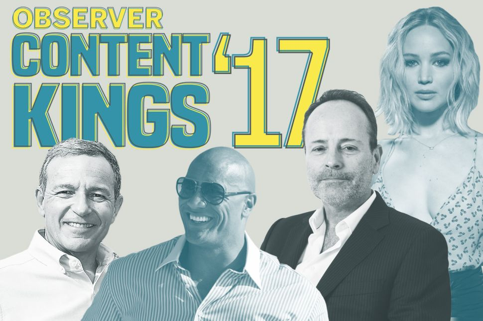 Observer's 2017 Content Kings