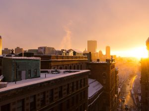 When it's too cold to go outside, one can't rely on the sun's rays as a source of vitamin D.