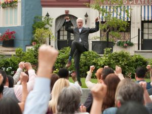 Ted Danson as Michael in 'The Good Place'
