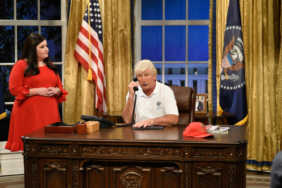 One Thing Alec Baldwin Is Worried About When It Comes to His Donald Trump Impression