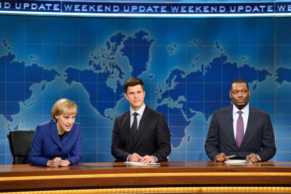'SNL' Star Michael Che Calls Trump 'Cheap Cracker' and 'Bitch,' Conservatives Upset
