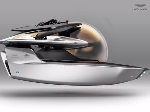 Project Neptune is the James Bond-worthy collaboration from Aston Martin and Triton Submarines.