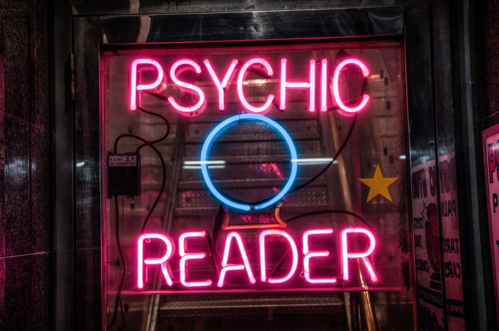 Don't Ask a Psychic for Dating Advice