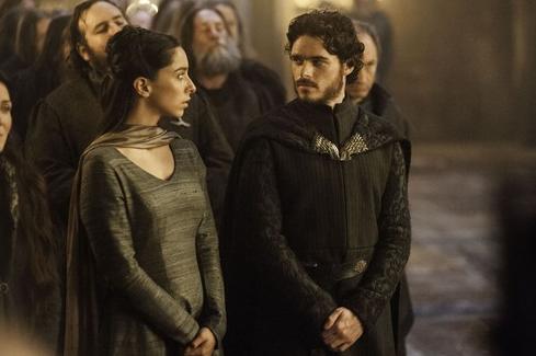 Oona Chaplin 'Game of Thrones' Realive