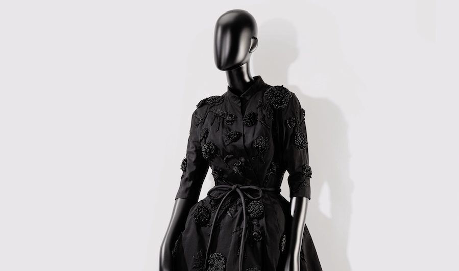 A Collection of Little Black Dresses Just Sold For Over $720K