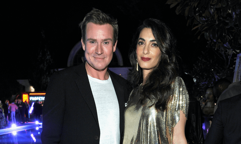 Gianni Versace Was Honored Again Last Night—and Even Amal Clooney Turned Up