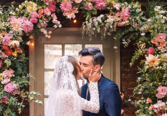 Every Detail from Harley Viera-Newton and DJ Ross One's NYC Wedding