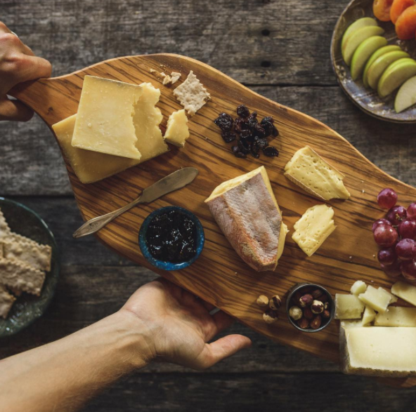 This Cheese Subscription Box Is the Most Decadent Way to Entertain