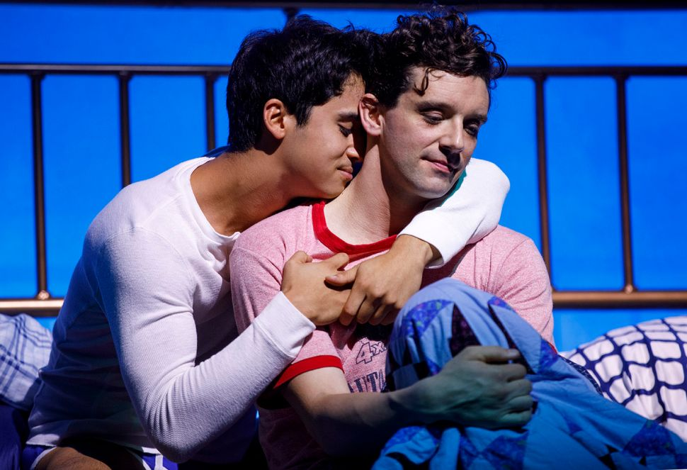 Michael Urie Stars in Vibrant Revival of Harvey Fierstein's 'Torch Song'