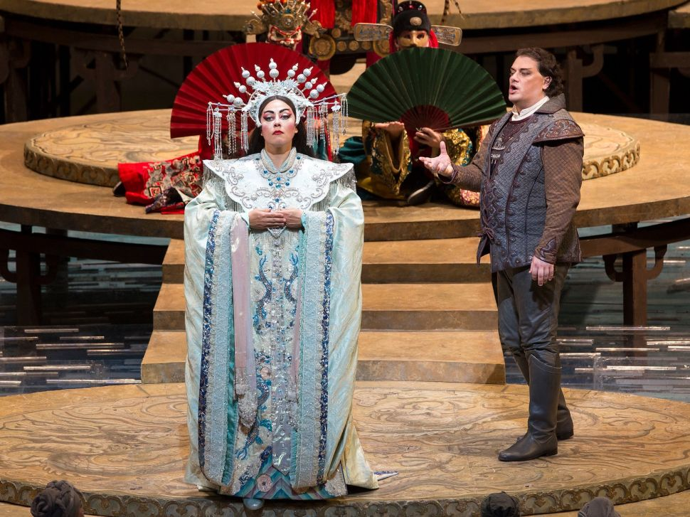 Met Needs to Update Shady Sexual Politics of 'Turandot' Staging