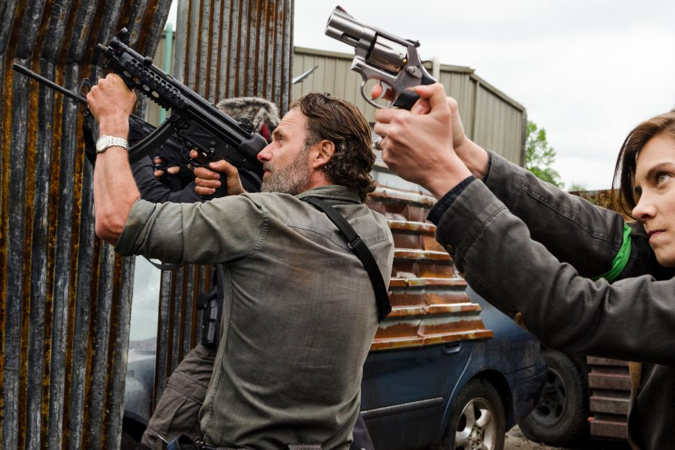 It's a Bad Sign That All 'Walking Dead' Fans Care About Is How It Will End