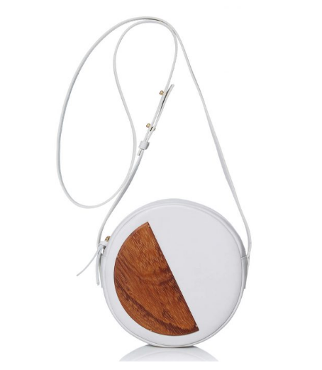 Spanish Socialites Love These Eco-Luxe Pyramid Bags