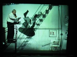 William Kentridge, I Am Not Me, the Horse is Not Mine, a Performa Premiere, 2009.