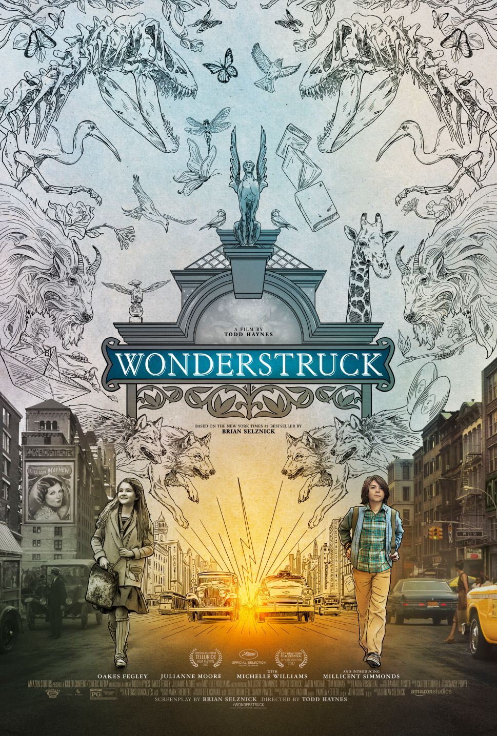 'Wonderstruck' Director Todd Haynes Refuses to Dumb Down Stories for Kids