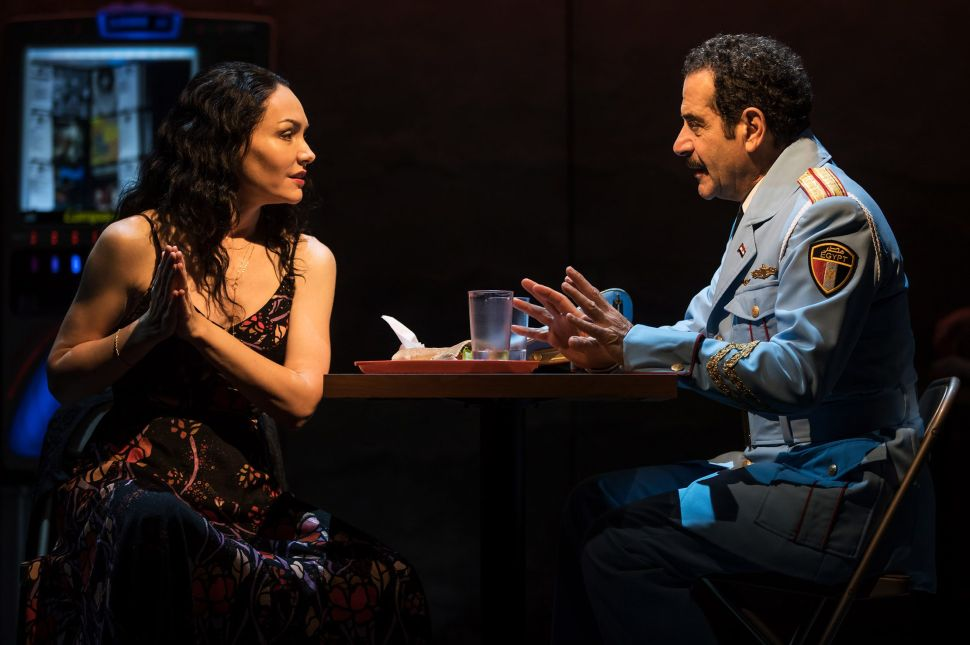 Rising Star Katrina Lenk Finds Her Rhythm in Broadway's 'The Band's Visit'