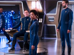 'Star Trek: Discovery' Chapter 2 Premiere Date